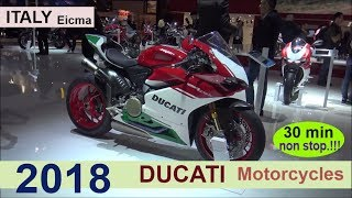 Download The Ducati 2018 Motorcycles - Show Room Italy Video