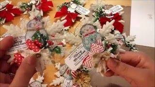 Download Cute and Cheap Ornament Gifts w/quick tutorial Video