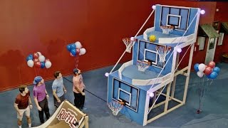 Download Giant Basketball Arcade Battle | Dude Perfect Video