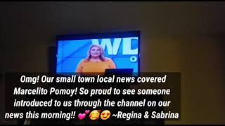 Download K-Darlings  Y'all! Marcelito Pomoy was on our local news!!!! Video