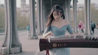 Download Rhapsodie Croate - cover of Guzheng in front of the Eiffel Tower 小姐姐在埃菲尔铁塔下演绎《克罗地亚狂想曲》 Video