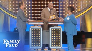 Download CLARIFICATION: We ain't giving it up ENTIRELY! | Family Feud Video