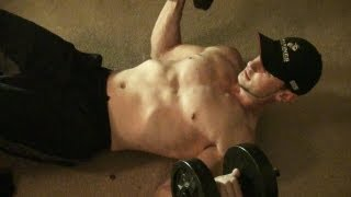 Download Dumbbell Chest Workout At Home! Video