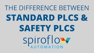 Download What's the difference between a standard PLC & a safety PLC? Video