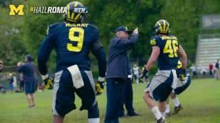 Download Michigan in Rome: Friday Team Practice Recap Video