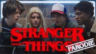 Download STRANGER THINGS PARODIE - NORMAN Video