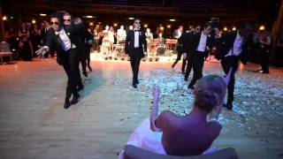 Download Ballerina Wedding: Surprise Groomsmen Dance Video