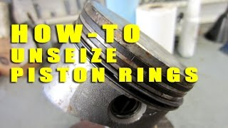 Download HOW-TO Unseize Piston Rings Video