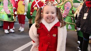 Download Brielle Walks in the Macy's Thanksgiving Day Parade Video