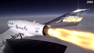 Download Video shown during NTSB Board Meeting on in-flight breakup of SpaceShipTwo near Mojave, CA. Video