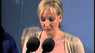 Download Benefits of Failure - Speech by J. K. Rowling, Author of Harry Potter Video