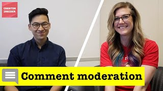 Download NEW Comment Moderation Tool Deep Dive! Video