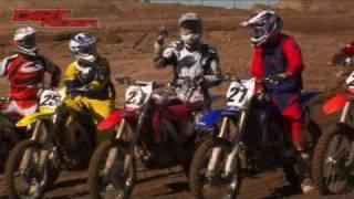 Download 2009 Dirt Rider MX Shootout Video