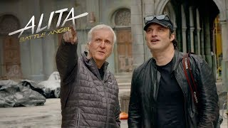 Download Alita: Battle Angel | Behind the Scenes with James Cameron and Robert Rodriguez | 20th Century FOX Video