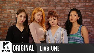 Download LiveONE(라이브원): Full ver. MAMAMOO(마마무) Egotistic(너나 해) Video