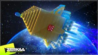 Download THE BEST ROCKET SHIP (Scrap Mechanic) Video