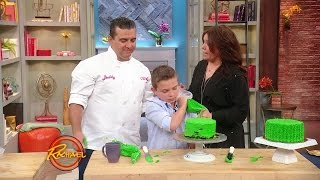 Download Watch Cake Boss Buddy Valastro's Adorable Kids Frost Cakes Video