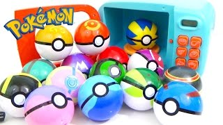 Download POKEMON Play-Doh and MAGIC MICROWAVE Surprise Cooking Playset | Compilation Video