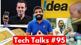 Download Tech Talks #95 - Vivo V5 Plus, Moto Z 2017, Idea 15GB, Smart Needle, iPhone 8, Hugo leaves Xiaomi Video
