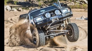 Download Solid axle swapped his HiLux in a WEEKEND! • CUSTOMS #35 Video