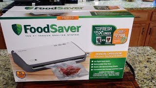Download Food Saver FM2110 - Product Review Video