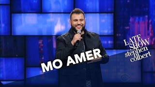 Download Comedian Mo Amer Shared His Refugee Background With Eric Trump Video