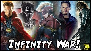 Download Avengers Infinity War Entire Cast Confirmed Video