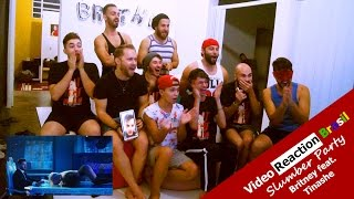 Download Video Reaction (Brasil) - Slumber Party Britney Spears feat. Tinashe Video