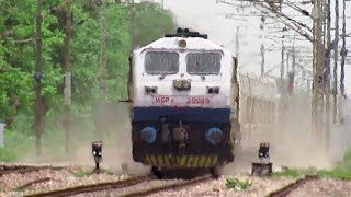 Download 180 KM/HR TRIAL RUNS : Talgo Train surpassed Gatimaan Express Speed on IR's Fastest Rail Sector..!! Video