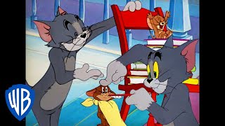 Download Tom & Jerry in italiano | Tom e Jerry sono Amici? Cartoni Animati Classici Compilazione | WB Kids Video