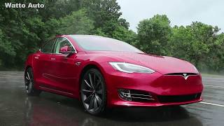 Download How does a $160,000 Tesla Model S P100D compare with a gas powered car? Video