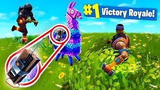Download THE *SECRET* C4 LLAMA TRAP! Fortnite Battle Royale! Video