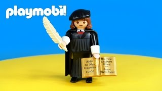 Download Playmobil Film Martin Luther Animation | Playmobil Set 6099 Video
