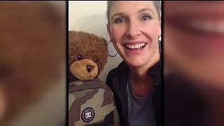 Download Boy's lost teddy containing late mother's recording is heading home Video