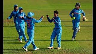 Download Women's Cricket World Cup: Mithali Raj 'speechless' after India stun Australia in semis Video