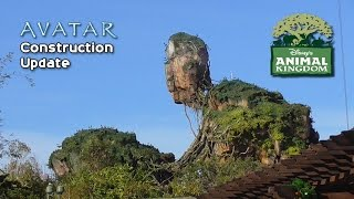 Download Disney's Animal Kingdom Update - Avatar Land Construction, Dinosaur Back Open and More Video