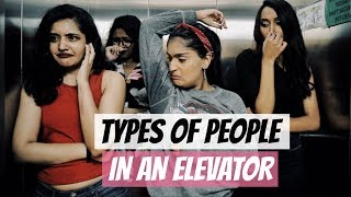 Download Types Of People In An Elevator | Niharika Nm Video
