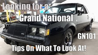 Download Buick Grand National | What To Look For When Purchasing | Buyers Guide Video