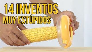 Download 14 INVENTOS MUY ESTÚPIDOS que puedes comprar por INTERNET Video