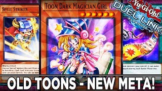 Download Old Toons - New Meta! YuGiOh Duel Links PVP w/ ShadyPenguinn Video