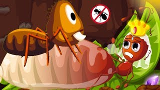 Download Baby Panda Ant Colonies - Fun Explore & Play Funny Wild Ants Cartoon Animation Games Learn Ant Life Video