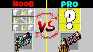 Download Minecraft Battle: NOOB vs PRO: SWAPPED GUN CHALLENGE / Animation Compilation Video