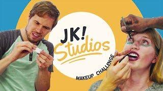 Download JK! Guys' Makeup Tutorial... OR CHALLENGE Video