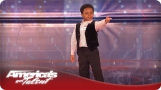 Download This Kid's Got Personality and He Can Sing and Dance - Issac Brown AGT Season 7 Audition Video