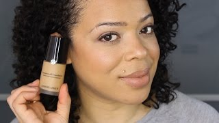 Download Giorgio Armani Luminous Silk Foundation review & Demo Shade 6 Video