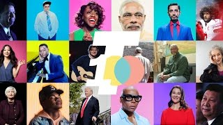 Download All The 2017 TIME 100 Honorees In One Minute | TIME Video