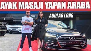 Download Audi A8 L | Ayak Masajı Yapan Araba Olur Mu? Video