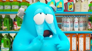 Download Funny Animated Cartoon | Spookiz Brand New Frankies Grocery Store Nightmare | Cartoon for Children Video