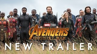 Download Marvel Studios' Avengers: Infinity War - Official Trailer Video