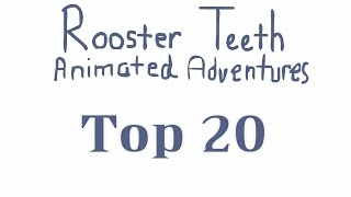 Download The Top 20 Rooster Teeth Animated Adventures Video